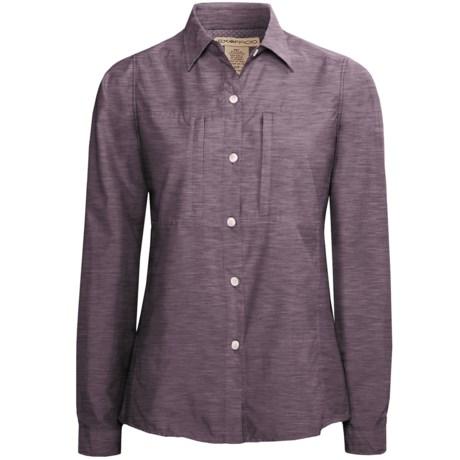 ExOfficio Super Dryflylite Shirt - UPF 30+, Long Sleeve (For Women)
