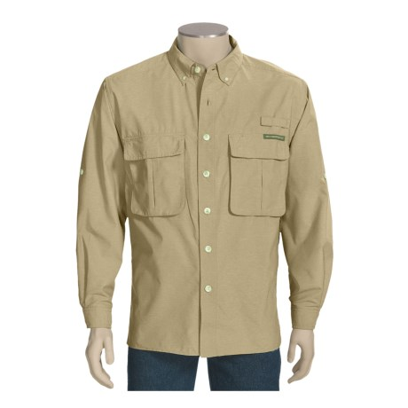 ExOfficio Super Air Strip Shirt - UPF 30+, Long Sleeve (For Men)