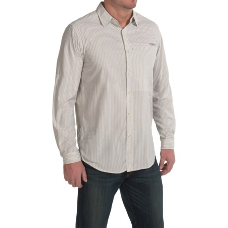 ExOfficio Super Trip'r Shirt - UPF 30+, Long Sleeve (For Men)