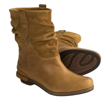 Patagonia Addie Boots - Leather, Recycled Materials (For Women)