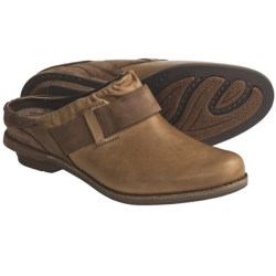 Patagonia Addie Clogs - Nubuck, Recycled Materials (For Women)
