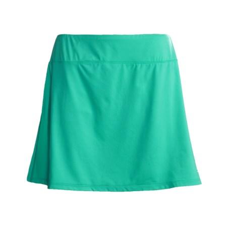Skirt Sports Gym Girl Ultra Skort - Built-In Shorts (For Women)