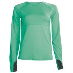 Skirt Sports Runners Dream Shirt - Long Raglan Sleeves (For Women)