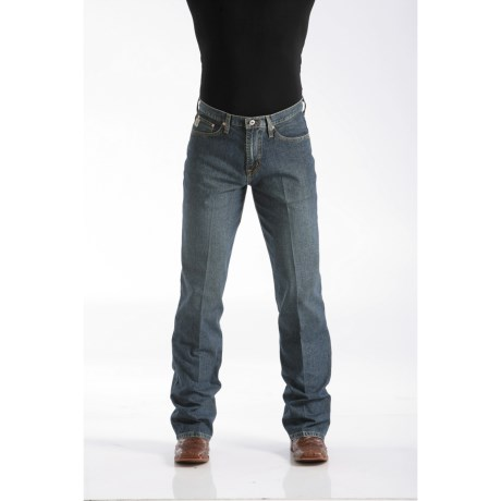 Cinch Duster Jeans - Relaxed Fit, Straight Leg (For Men)