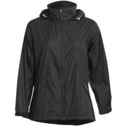 White Sierra Paradise Cove Wind Jacket - Windproof (For Women)