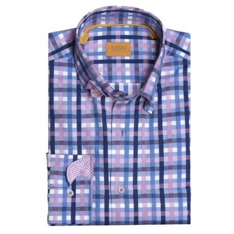 Robert Talbott Multi-Check Sport Shirt - Long Sleeve (For Men)