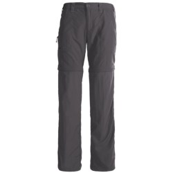 White Sierra Convertible Sierra Point Pants - UPF 30 (For Women)