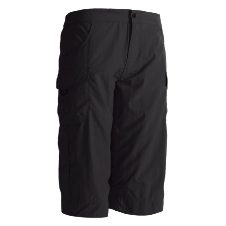 White Sierra Crystal Cove Skimmer Shorts - UPF 30 (For Women)