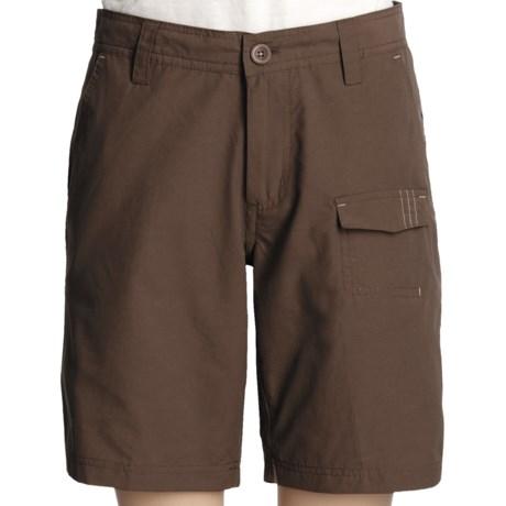 White Sierra Ward Creek Shorts (For Women)