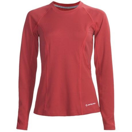 Moving Comfort Endurance Shirt - Long Sleeve (For Women)