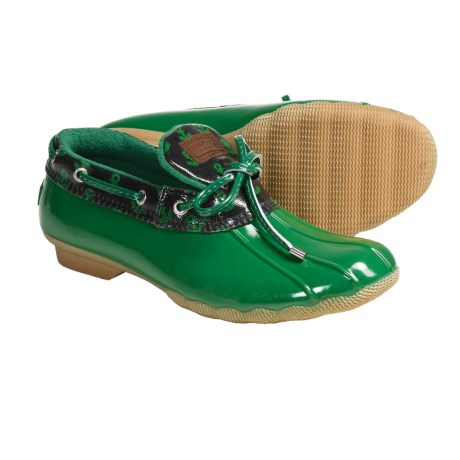 Sperry Top-Sider Cormorant Rubber Shoes - Slip-Ons (For Women)