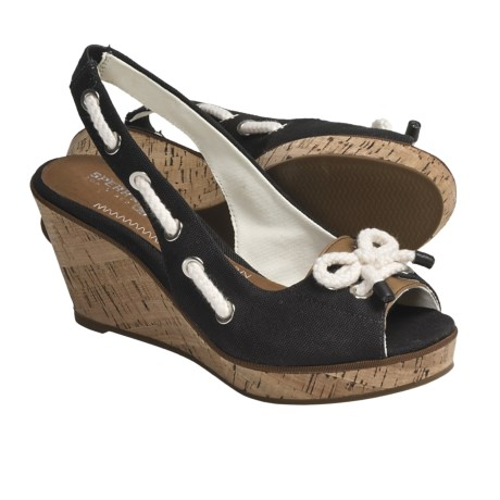 Sperry Top-Sider Southport Wedge Sandals (For Women)