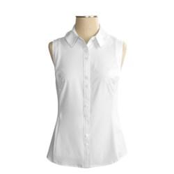Isis Vineyard Shirt - UPF 30+, Sleeveless (For Women)