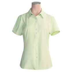 Isis Vineyard Shirt - UPF 30+, Short Sleeve (For Women)