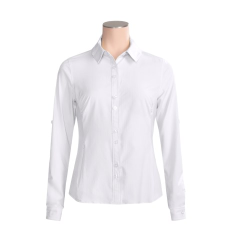 Isis Vineyard Shirt - UPF 30+, Long Sleeve (For Women)