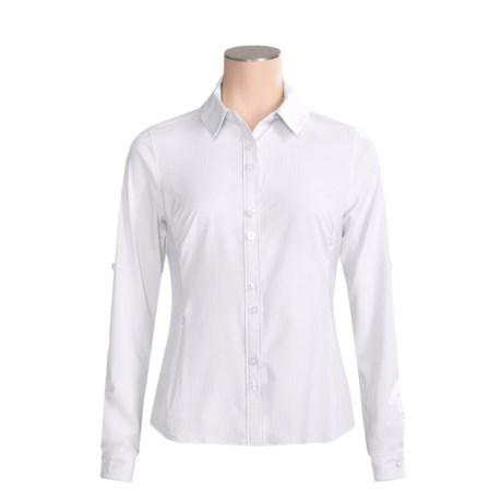 Isis Vineyard Shirt - UPF 30+, Long Sleeve (For Women)