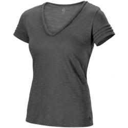 Isis Dream V-Tee T-Shirt - Cotton Slub, Short Sleeve (For Women)