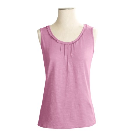 Isis Dream Tank Top - Cotton Slub (For Women)