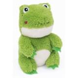 ZippyPaws Cheeky Chumz Frog Squeaker Dog Toy