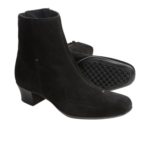 Munro American Lilian Ankle Boots - Side Zip (For Women)