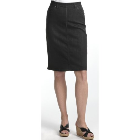 FDJ French Dressing Delite Skirt - Denim (For Women)