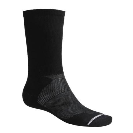 Lorpen Multi-Sport Socks - Merino Wool, 2-Pack, Crew (For Men and Women)