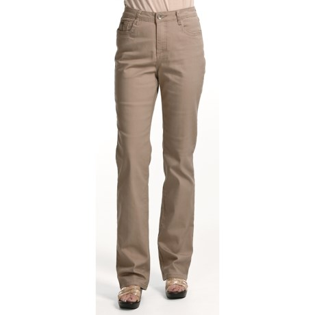 FDJ French Dressing Olivia Pants - Straight Leg (For Women)