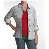 FDJ French Dressing Micro-Stripe Jacket (For Women)
