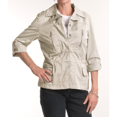 FDJ French Dressing Summer Chino Jacket (For Women)