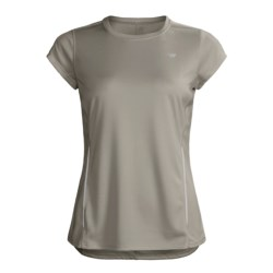 New Balance Tempo 2.0 Shirt - UPF 20+, Short Sleeve (For Women)