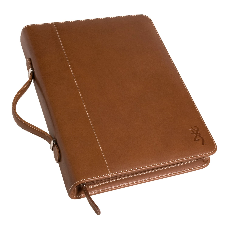 Browning Leather Portfolio