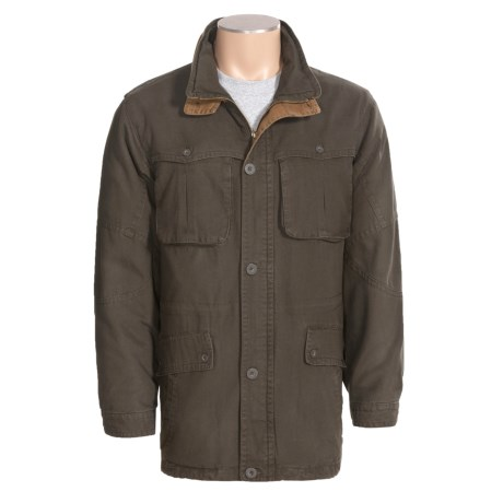 Browning Fremont Truck Jacket - Washed Cotton Canvas (For Men)