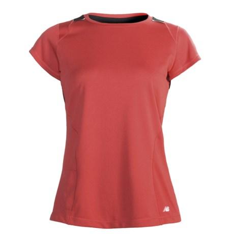 New Balance Cocona® Shirt - Short Sleeve (For Women)