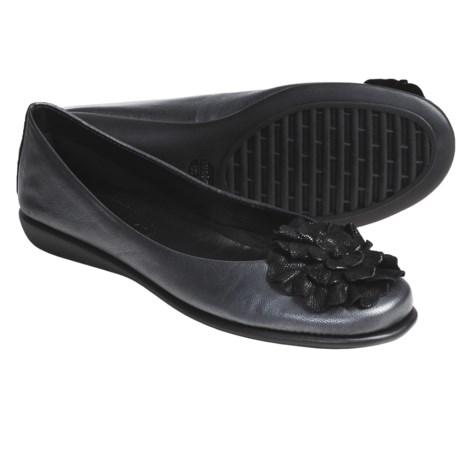 The Flexx Zucchero Ballet Flats - Leather (For Women)