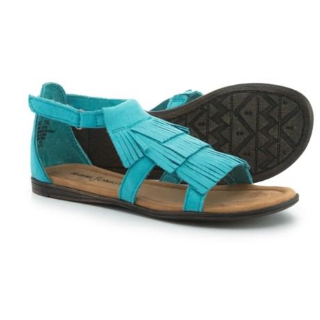 Minnetonka Moccasin Maya Sandals (For Girls)