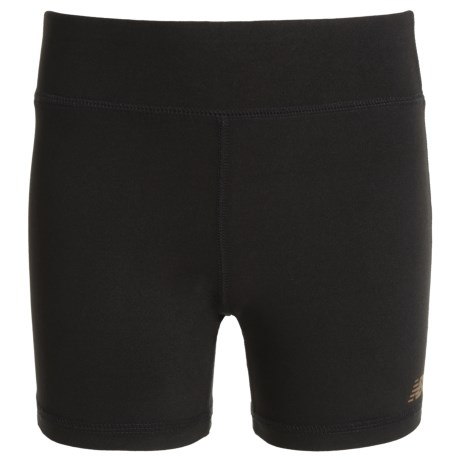 New Balance Seamless Bike Shorts (For Big Girls)