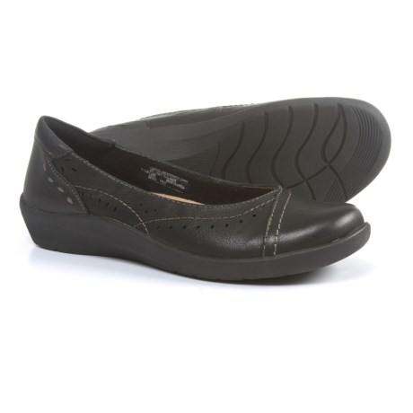 Earth Origins Lexi Comfort Skimmer Shoes - Leather (For Women)