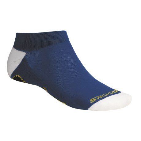Brooks Infiniti DNA Socks - Ankle, Lightweight (For Men)