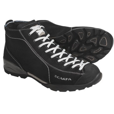 Scarpa Nomos Boots - Suede, Faux-Shearling Lining (For Men)