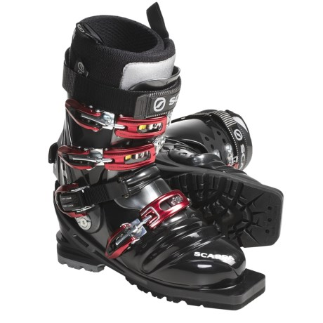 Scarpa T1 Telemark Ski Boots (For Men and Women)