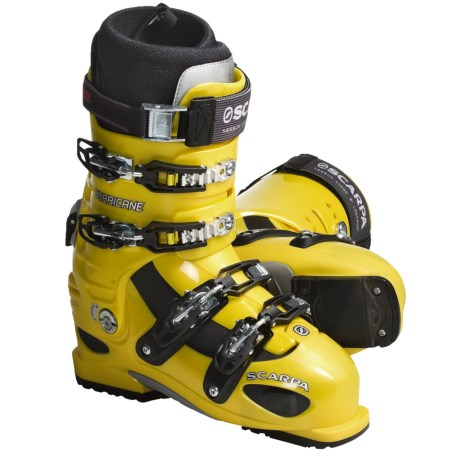 Scarpa Hurricane Ski Boots (For Men and Women)