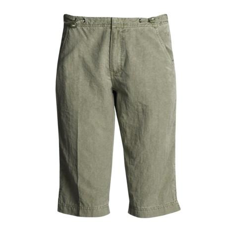 White Sierra Hanalei Pedal Pusher Capri Pants - UPF 30 (For Women)