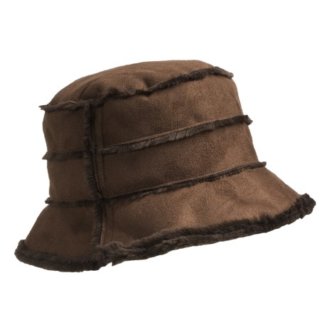 Wallaroo Tasmania Faux-Suede Hat (For Women)