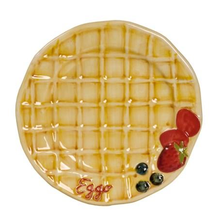 Kellogs Eggo® Breakfast Plates - Set of 4