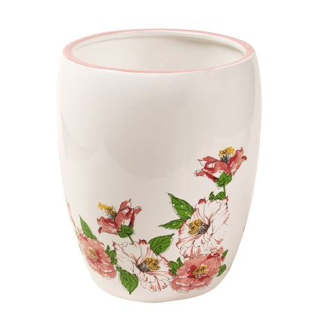 Vera Camillia Collection Wastebasket