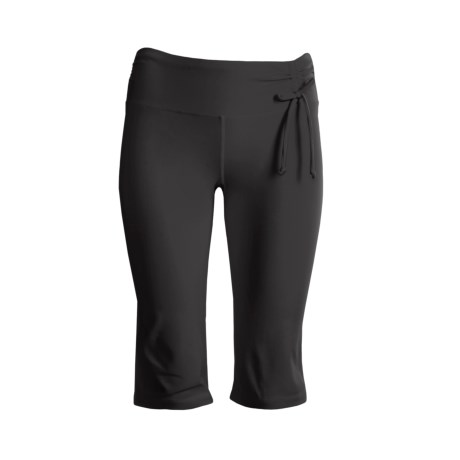 prAna MacKenzie Knickers - Chakara High-Performance Fabric (For Women)