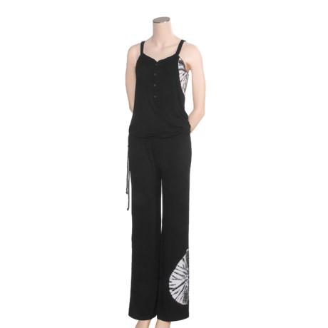 prAna Bianca Mahdia Jumpsuit - Henley Button (For Women)