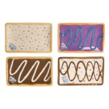 Kelloggs Pop-Tarts® Breakfast Plates - Set of 4