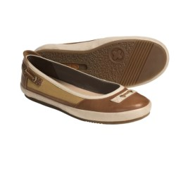 Timberland Earthkeepers Vintera Ballerina Shoes - Leather-Canvas (For Women)