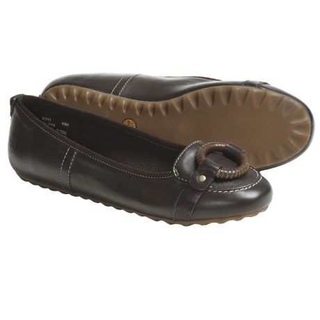Timberland Carmona Shoes - Leather, Flats (For Women)